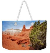 Unique Desert Beauty At Kodachrome Basin State Park Weekender Tote Bag