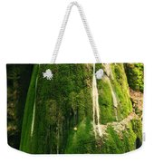 Unique Famous Amazing Bigar Waterfall Weekender Tote Bag