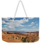 Unique Landscape Of Bryce Canyon Weekender Tote Bag