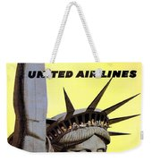 United Airlines  Weekender Tote Bag
