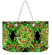 United Colors Abstract Weekender Tote Bag
