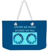 United Weekender Tote Bag