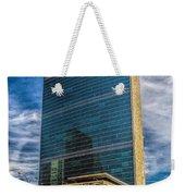 United Nations Headquarters Weekender Tote Bag