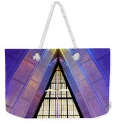 United States Air Force Academy Cadet Chapel 3 Weekender Tote Bag