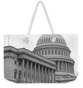United States Capitol Building 4 Bw Weekender Tote Bag