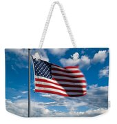 United States Of America Weekender Tote Bag by Steve Gadomski