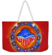 United States Of Europe Weekender Tote Bag