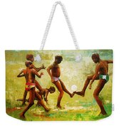 Unity In Diversity  Weekender Tote Bag