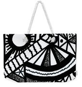 Night And Day 2 Weekender Tote Bag