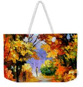 Unity With Nature Weekender Tote Bag