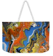 Universal Color Weekender Tote Bag