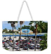 Universal Florida Parking Entrance Weekender Tote Bag