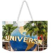 Universal Studio Globe Weekender Tote Bag