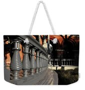 University Balustrades Weekender Tote Bag