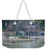 University Barge Club - Philadelphia  Weekender Tote Bag