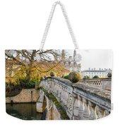 University Cambridge 2 Weekender Tote Bag