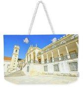 University Of Coimbra Weekender Tote Bag