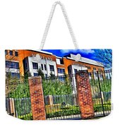 University Of Maryland - Byrd Stadium Weekender Tote Bag