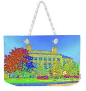 University Of Massachusetts Weekender Tote Bag