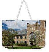 University Of Notre Dame Law School Weekender Tote Bag