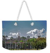 University Of Tampa Weekender Tote Bag