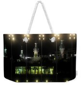 University Of Tampa Lights Weekender Tote Bag
