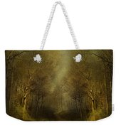 Unknown Footpath Weekender Tote Bag by Svetlana Sewell