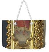 Unknown Saint Saint Cosmas And Saint Francis Weekender Tote Bag