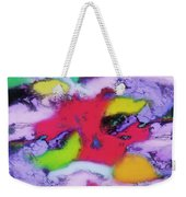 Unpredictable Wave Weekender Tote Bag
