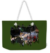 Unruly But Practical Weekender Tote Bag