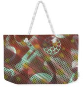 Unsolved Structure Weekender Tote Bag