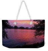Until December Weekender Tote Bag