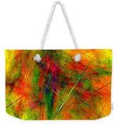 Untitled 0123-10 Weekender Tote Bag