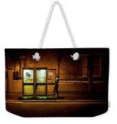 Untitled 2, Darkness Weekender Tote Bag