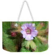 Untitled Floral -1 Weekender Tote Bag