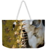 Death And Taxes Weekender Tote Bag