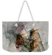 Untitled Study No. 705 Weekender Tote Bag