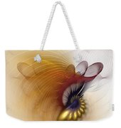 Untitled Study No.601 Weekender Tote Bag