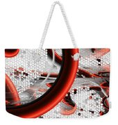 Untitled Xvi Weekender Tote Bag