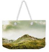 Untouched Mountain Wilderness Weekender Tote Bag