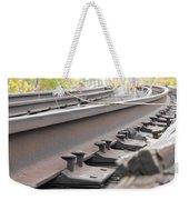 Unused Rail Weekender Tote Bag