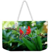 Unusual Flower 1 Weekender Tote Bag
