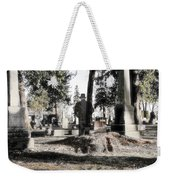 Unwilling To Go Weekender Tote Bag
