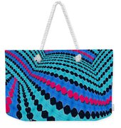 Up Across And Back Weekender Tote Bag