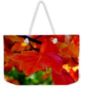 Up Close And Colorful Weekender Tote Bag