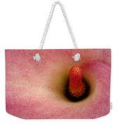 Up Close Calla Lily 01 Weekender Tote Bag