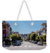Up The Divisadero Weekender Tote Bag