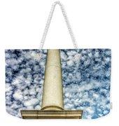Up The Lovejoy Monument  Weekender Tote Bag