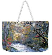 Up The Mountain We Go Weekender Tote Bag