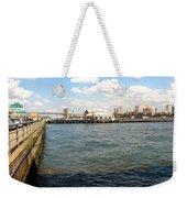 Up The River Weekender Tote Bag